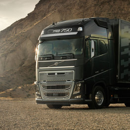Volvo FH16 – I-Park Cool