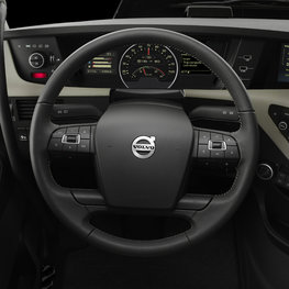 Vi presenterer Volvo Dynamic Steering.