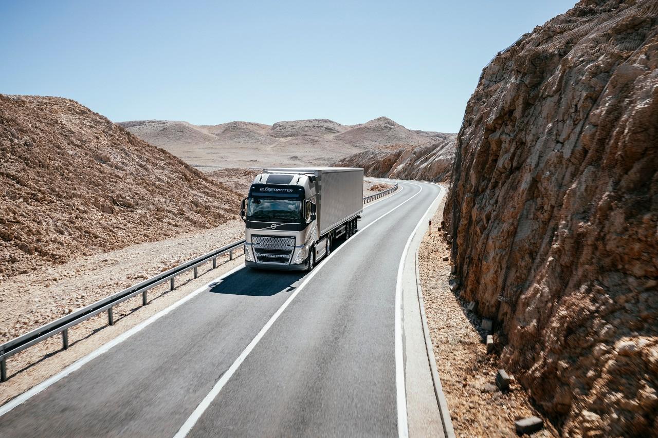 Oppgradering av I-Shift-programvare for tungtransport