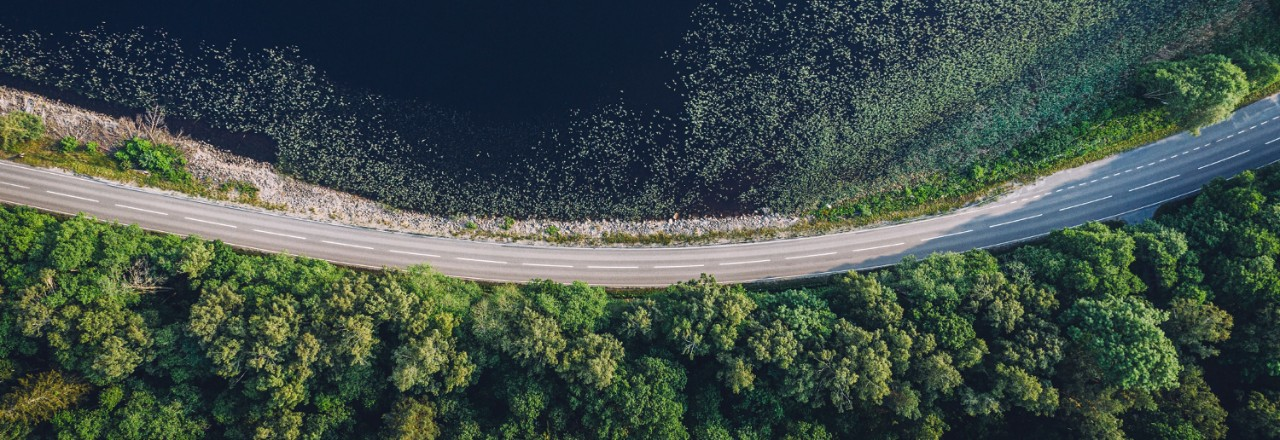 Alternativt drivstoff er en viktig del av Volvo Trucks' strategi for bærekraftig transport.