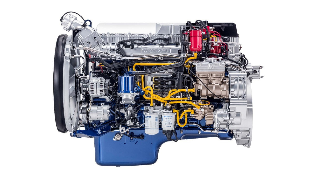 The gas-powered engines offer the same reliability and performance as our diesel-powered engines.