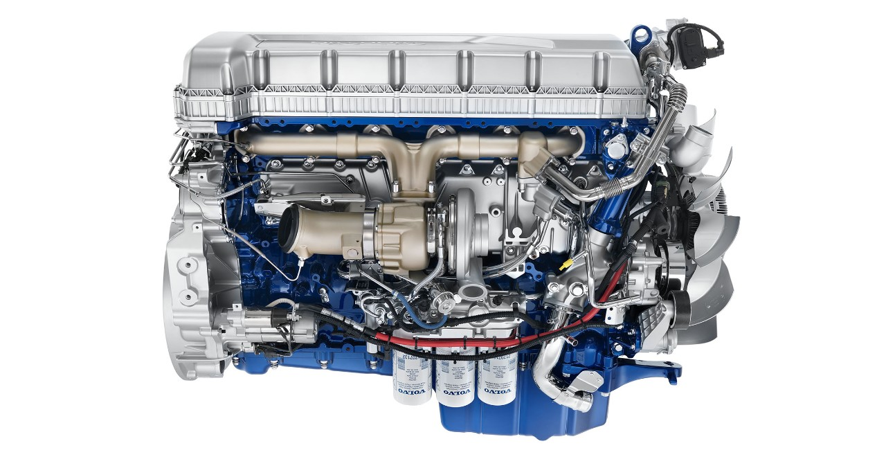 Volvo Trucks-motor