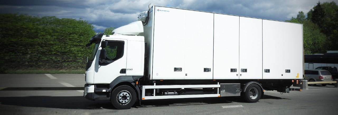 Brukt FH fra Volvo Trucks