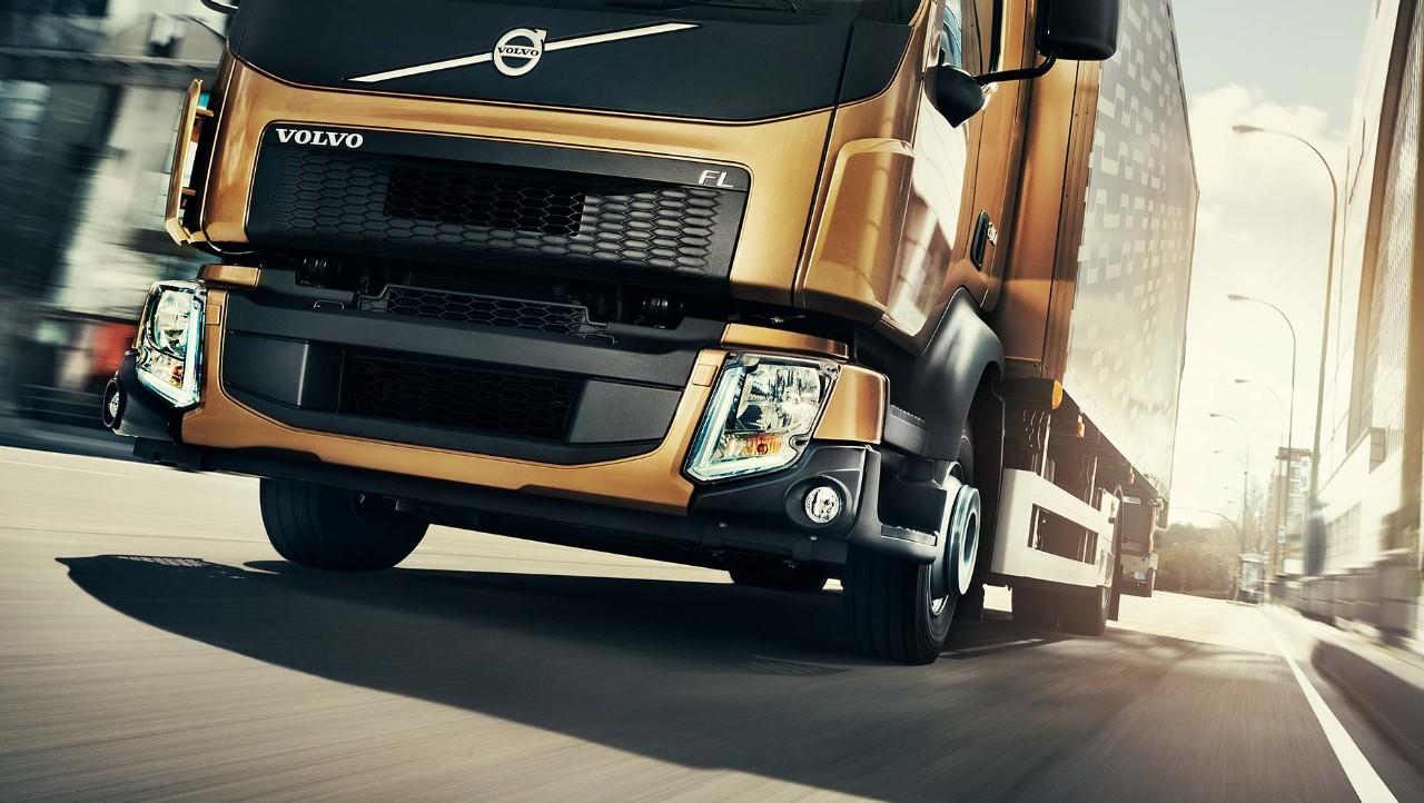 Volvo FL – frontlykter