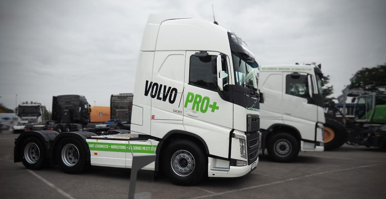 Volvo PRO+ trekkvogn